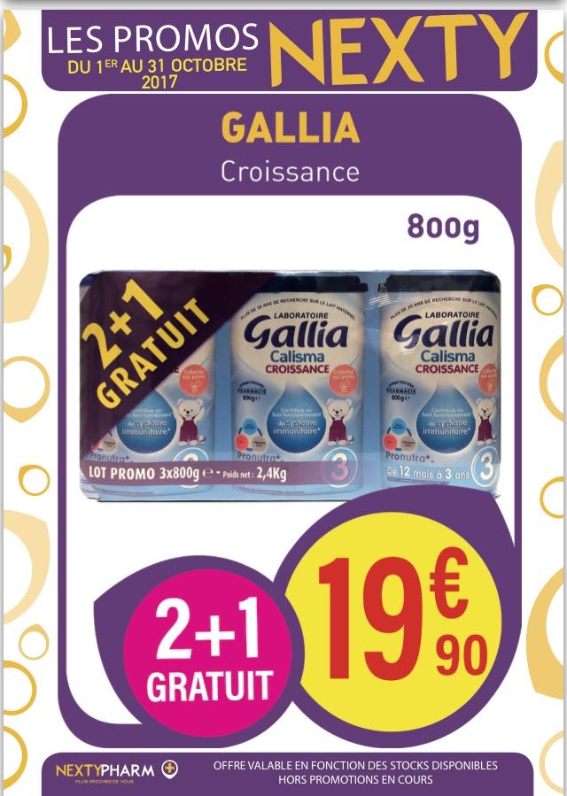 Gallia Croissance