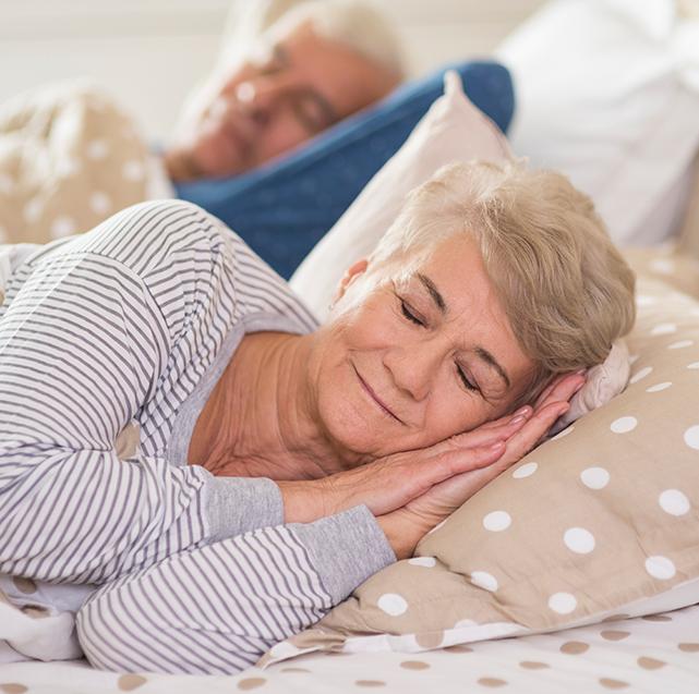 Vrai/faux sur le sommeil des seniors