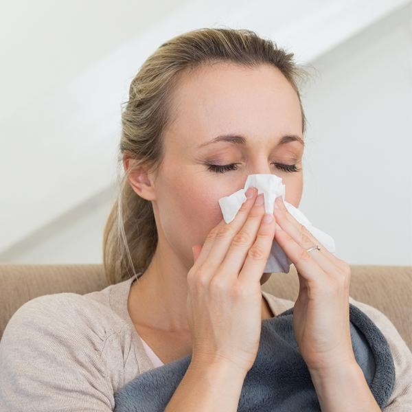 Rhinite allergique: repérer les premiers symptômes